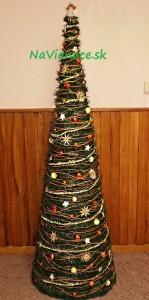 vianočné moderné dekorácie