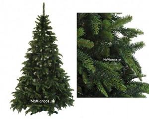 krásny 3d vianočný stromček