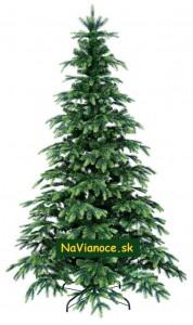 moderné umelé vianočné 3d stromčeky na Vianoce