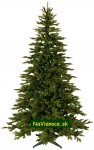 pekný 3d vianočný stromček