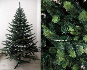 vianočný stromček ako živý