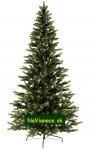 vianočný stromček z troj-rozmerného ihličia