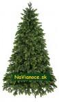 umelý vianočný stromček z trojrozmerného ihličia