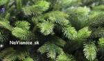 vianočné ihličie 3d