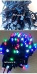 vianočné osvetlenie na Vianoce