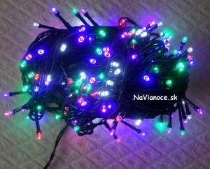 led vianočná reťaz na stromček