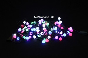 osvetlenie na vianočný stromček