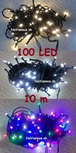 LED vianočné osvetlenie reťaz