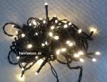 vianočné osvetlenie na Vianoce LED