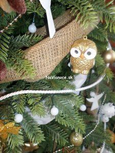 3d vianočný stromček a ozdoby
