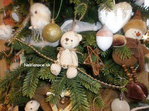 ako ozdobiť vianočné stromčeky