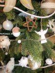 ako ozdobiť vianočný stromček 3d Vianoce
