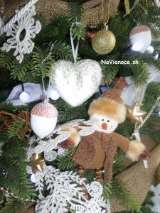 klasické vianočné ozdoby - Vianoce