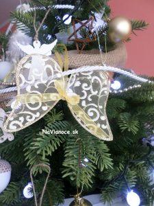 mäkké 3d trojrozmerné vianočné ihličie