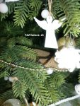 najkrajší vianočný 3d stromček