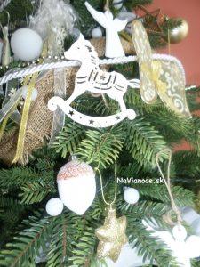 najkrajšie vianočné ihličie na Vianoce