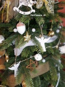 najkrajšie vianočné stromčeky na Vianoce