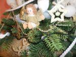 klasické ozdoby na Vianoce