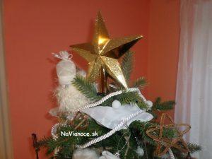 3d ozdoby na vianočných stromčekov