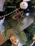 3d ozdoby vianočné