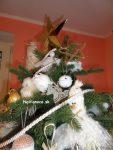 ozdoby 3d vianočných stromčekov