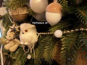 pekné ozdoby na Vianoce