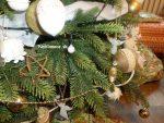 umelé 3d vianočné stromčeky na Vianoce