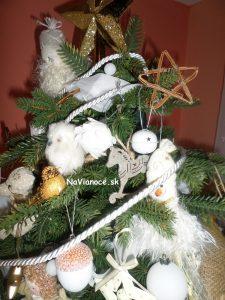 výzdoba vianočného 3d stromčeka