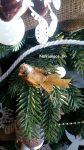 pekná vianočná výzdoba na Vianoce