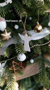 vianočná výzdoba na Vianoce