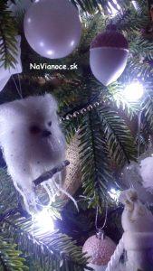 vianočné ozdoby na vianočné stromčeky