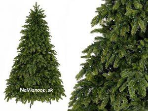 umelý moderný vianočný stromček