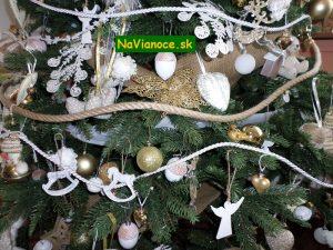 ozdoby na vianoce