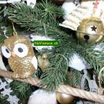 vianočné stromčeky moderné