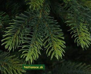 umelé vianočné stromčeky jedle