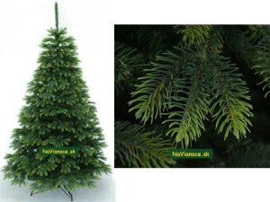 vianočné stromčeky pekné