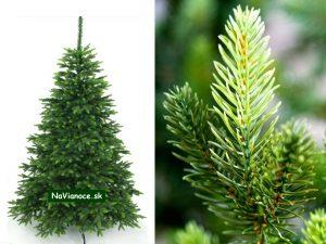vianočné stromčeky full 3d ihličie