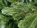 vianočné stromčeky z 3d trojrozmerného ihličia