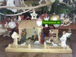 betlehem pod vianočný stromček
