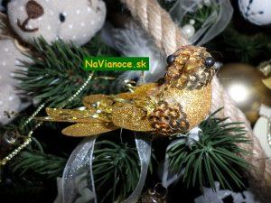 Vianočný vtáčik