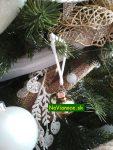 vianočný stromček moderný