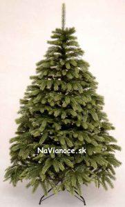 vysoké vianočné stromčeky