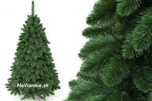 hustý borovicový vianočný stromček