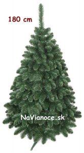 umelý vianočný stromček borovica 180 cm