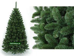 borovicový umelý vianočný stromček