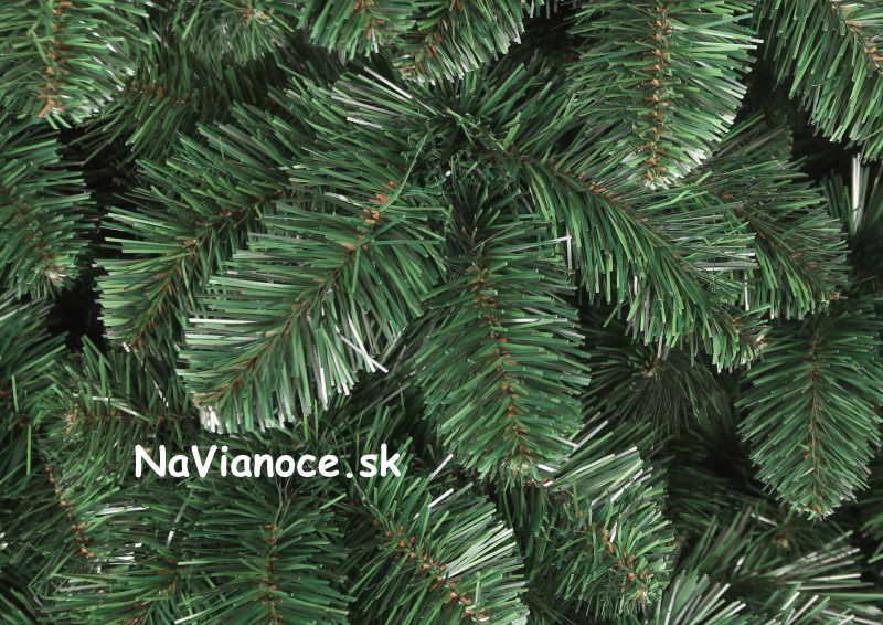 reálna fotka vianočného ihličia