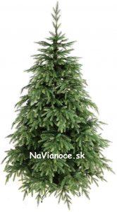 moderný nepravidelný umelý vianočný stromček