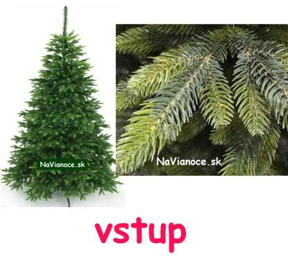 smrekovy-umely-vianocny-stromcek-3d-ihlicie